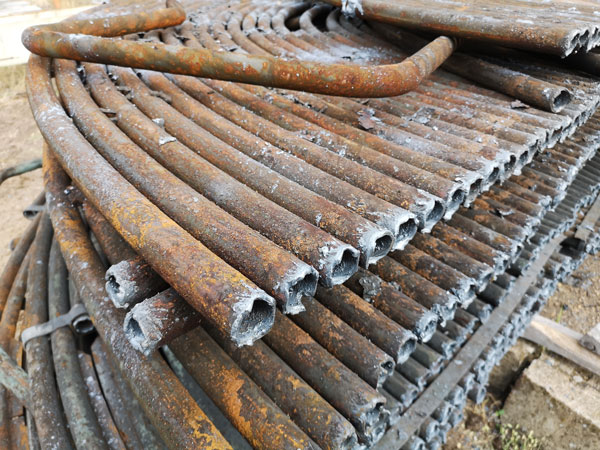 Decommissioning Metals Bars